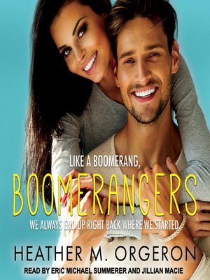 cover image of Boomerangers