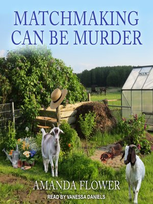 cover image of Matchmaking Can Be Murder