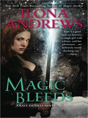 cover image of Magic Bleeds