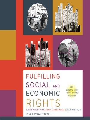 cover image of Fulfilling Social and Economic Rights