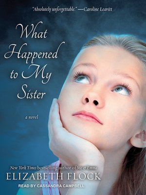 cover image of What Happened to My Sister