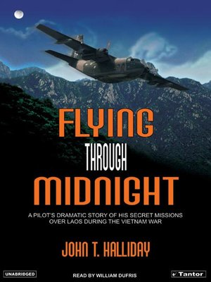 cover image of Flying Through Midnight