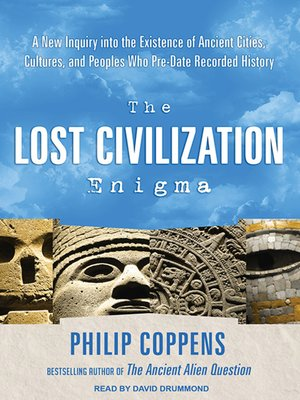 cover image of The Lost Civilization Enigma