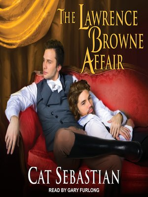 cover image of The Lawrence Browne Affair