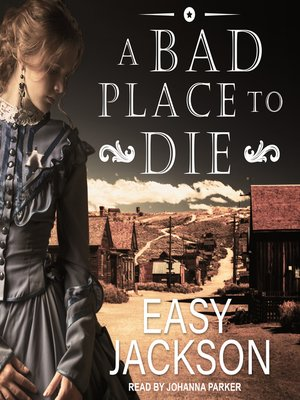 cover image of A Bad Place to Die