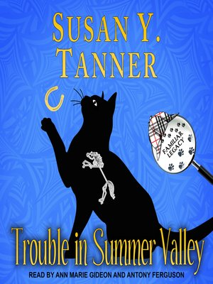 cover image of Trouble in Summer Valley