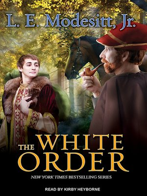 cover image of The White Order
