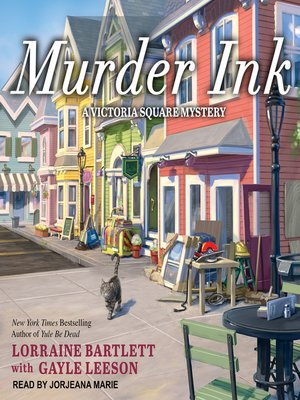 cover image of Murder Ink