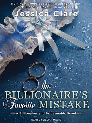 cover image of The Billionaire's Favorite Mistake