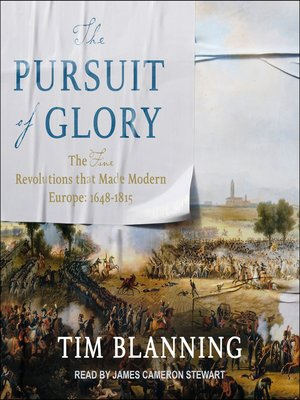 cover image of The Pursuit of Glory