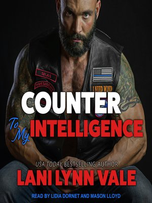 cover image of Counter to My Intelligence
