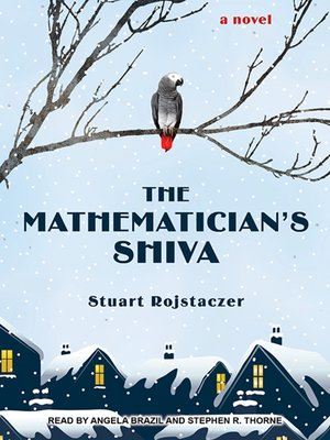 cover image of The Mathematician's Shiva