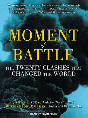 cover image of Moment of Battle