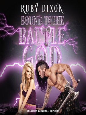 cover image of Bound to the Battle God