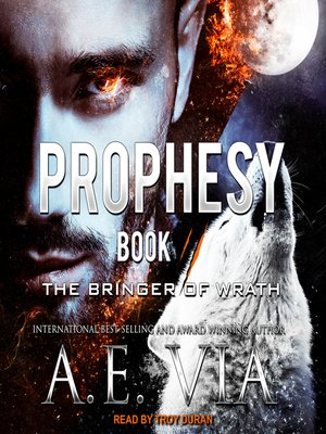 cover image of Prophesy Book II: The Bringer of Wrath