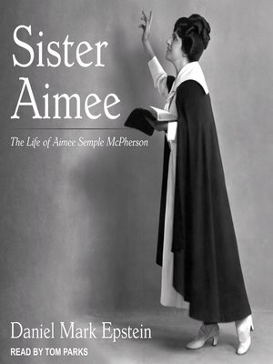 cover image of Sister Aimee