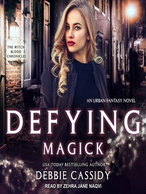 cover image of Defying Magick
