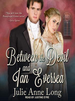 cover image of Between the Devil and Ian Eversea