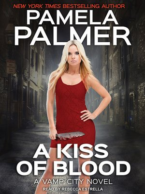 cover image of A Kiss of Blood