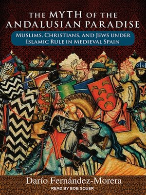 cover image of The Myth of the Andalusian Paradise