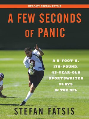 cover image of A Few Seconds of Panic