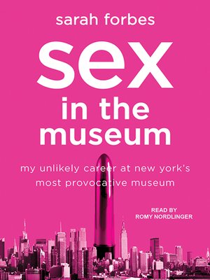 cover image of Sex in the Museum