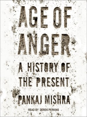 cover image of Age of Anger