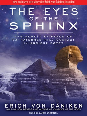 cover image of The Eyes of the Sphinx