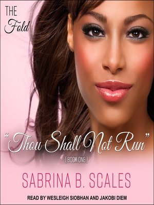 cover image of Thou Shall Not Run