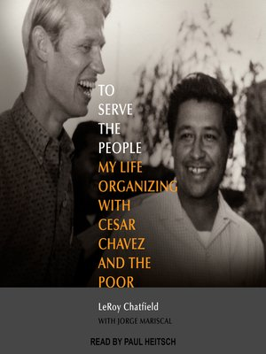 cover image of To Serve the People