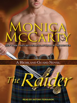 cover image of The Raider--A Highland Guard Novel