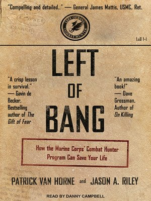 cover image of Left of Bang