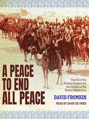 cover image of A Peace to End All Peace