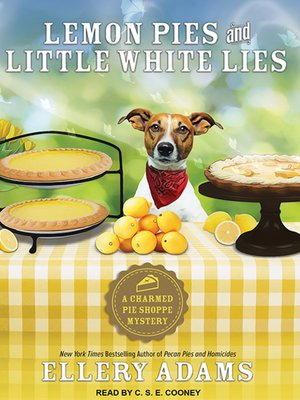 cover image of Lemon Pies and Little White Lies