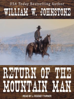 cover image of Return of the Mountain Man