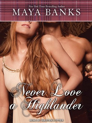 cover image of Never Love a Highlander