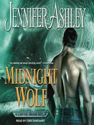 cover image of Midnight Wolf