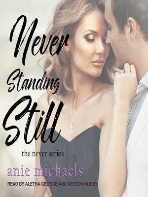 cover image of Never Standing Still
