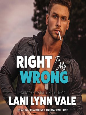 cover image of Right to My Wrong