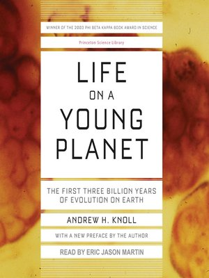 cover image of Life on a Young Planet