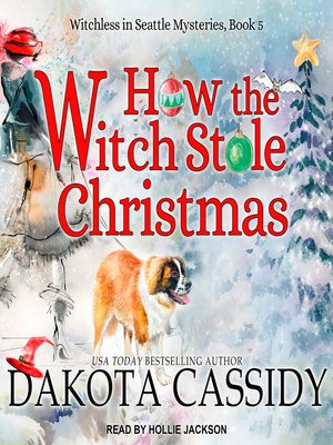 cover image of How the Witch Stole Christmas