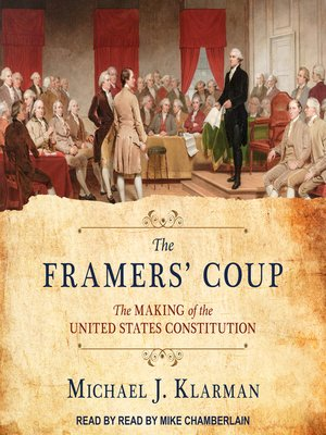 cover image of The Framers' Coup