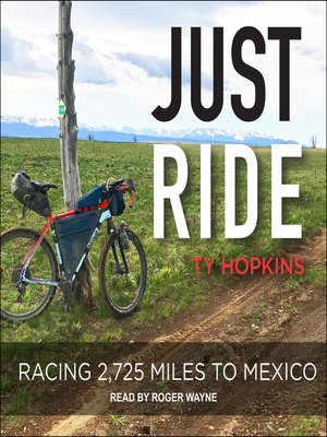 cover image of Just Ride