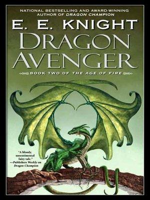 cover image of Dragon Avenger