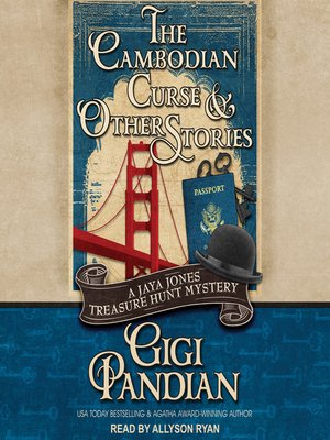 cover image of The Cambodian Curse and Other Stories