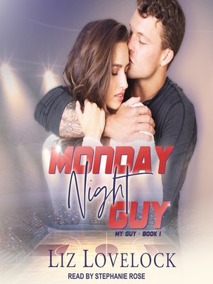 cover image of Monday Night Guy