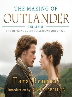 cover image of The Making of Outlander--The Series