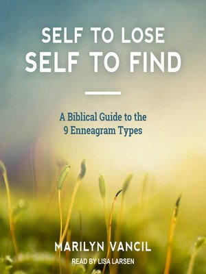 cover image of Self to Lose--Self to Find