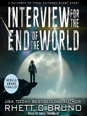 cover image of Interview for the End of the World