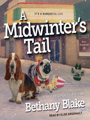 cover image of A Midwinter's Tail